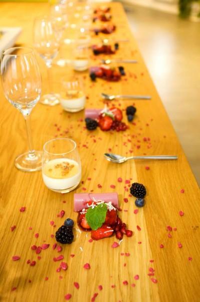Dessert Klaas Culinair stijl