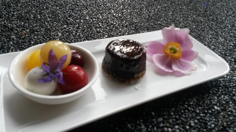 Chocoladetaartje Klaas Culinair