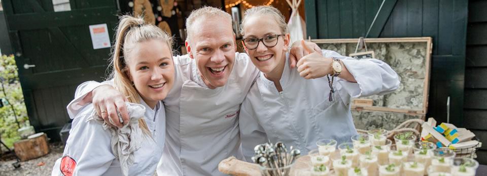 Kok aan huis - Klaas Culinair